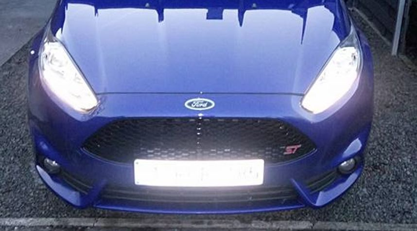 Main photo of Wouter Botte's 2014 Ford Fiesta