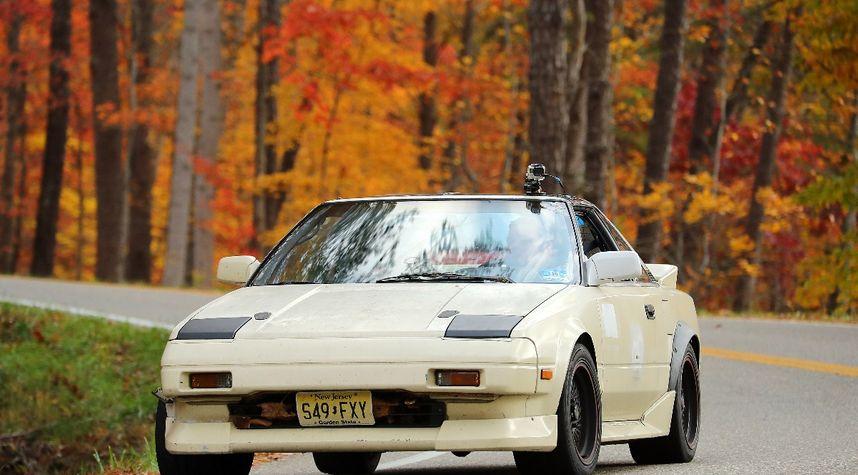 Main photo of John White's 1987 Toyota MR2