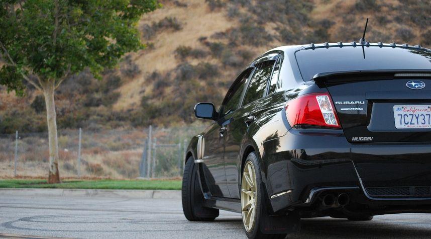 Main photo of Jacob Bosch's 2011 Subaru Impreza WRX