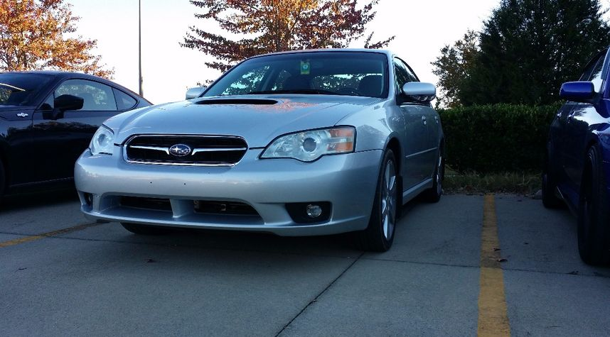 Main photo of Joshua Hirtle's 2007 Subaru Legacy