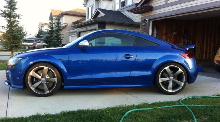Main photo of John B.'s 2012 Audi TT RS