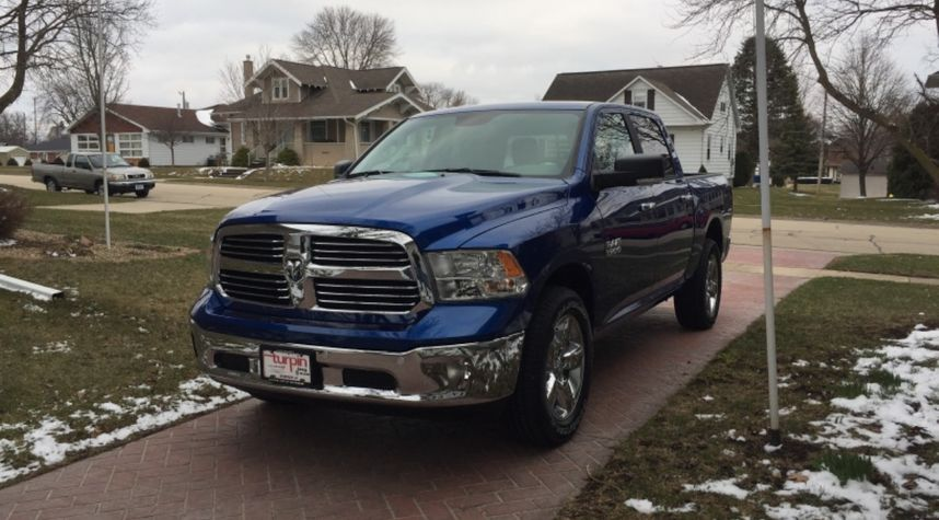 Main photo of Zach Will's 2018 Ram 1500
