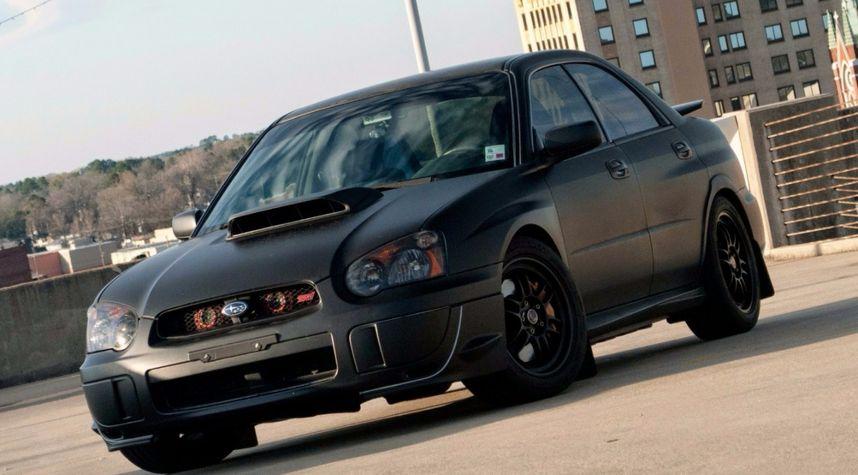 Main photo of Carl Bernstein's 2005 Subaru Impreza
