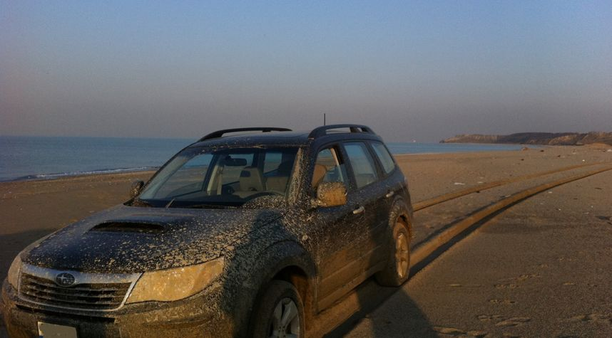Main photo of Emmers CA's 2009 Subaru Forester