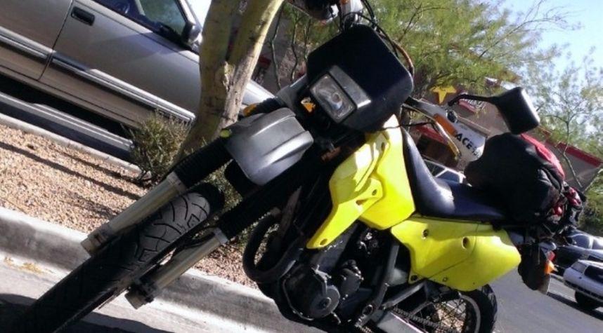 Main photo of Blair Busby's 2001 Suzuki DRZ400E