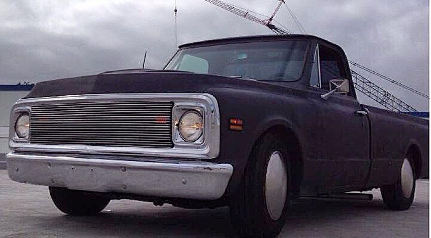 Main photo of Cj Lingle's 1969 Chevrolet C20/K20