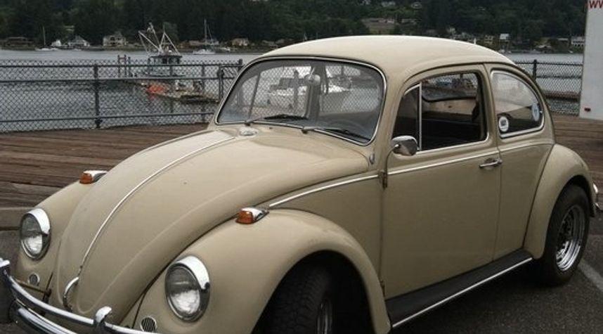 Main photo of Jordan Stiver's 1967 Volkswagen Beetle (Pre-1980)