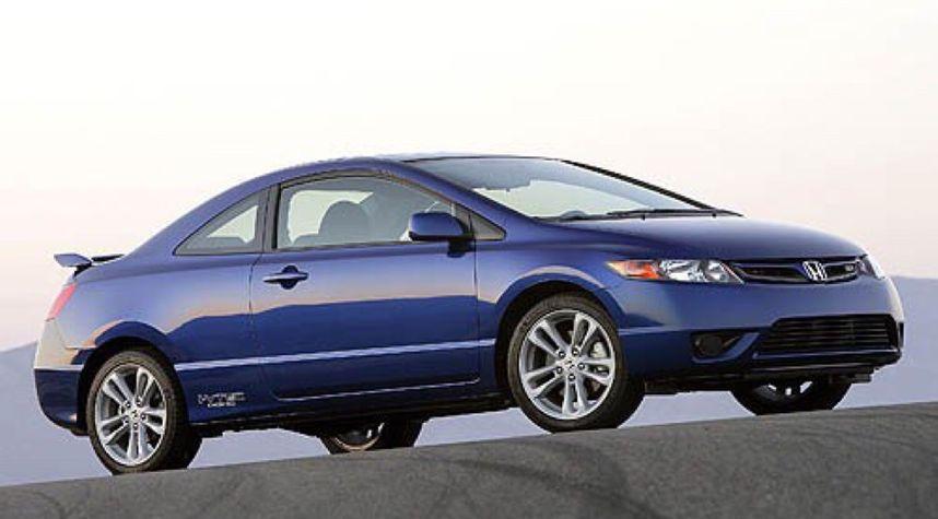 Main photo of Amato Renta's 2006 Honda Civic