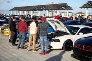 homepage tile photo for Cars and Coffee San Clemente