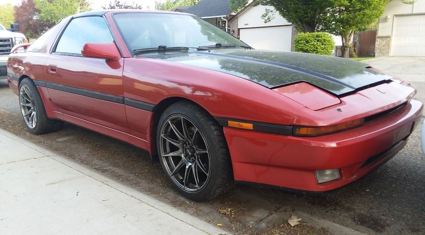 Main photo of Michael Cook's 1988 Toyota Supra