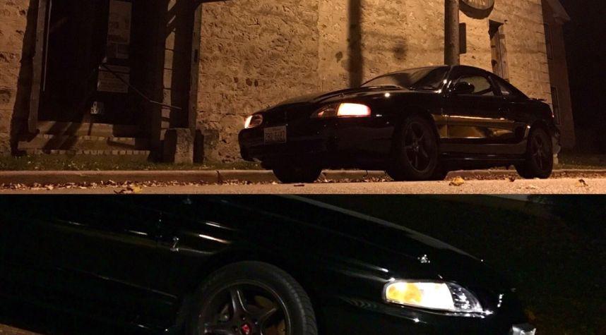 Main photo of Chad DiCristo's 1994 Ford Mustang SVT Cobra