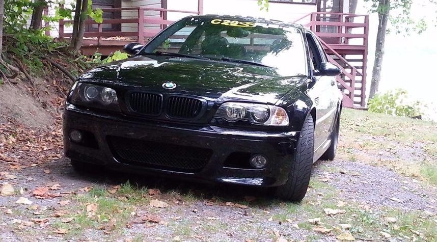 Main photo of Tad Snaith's 2002 BMW M3