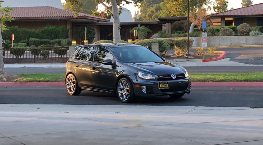 Main photo of Spencer Reed's 2013 Volkswagen GTI