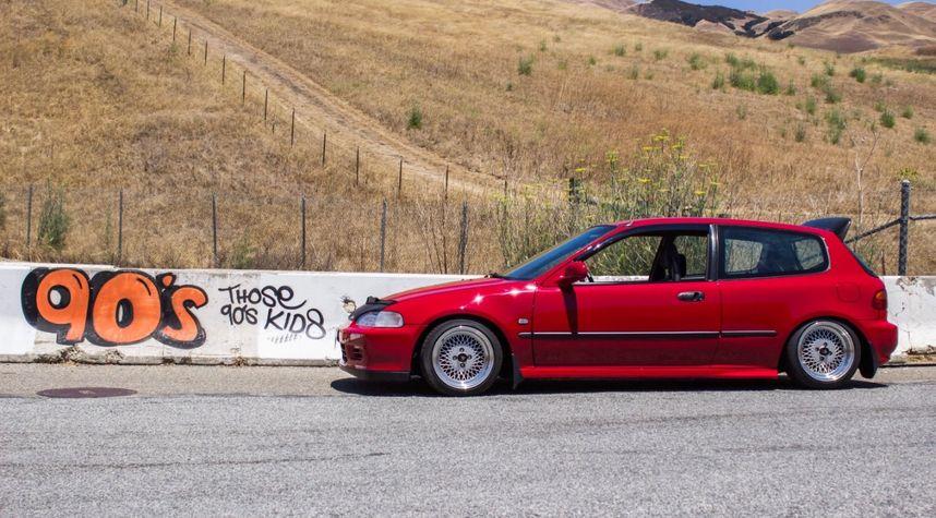 Main photo of Mark Cayabyab's 1994 Honda Civic