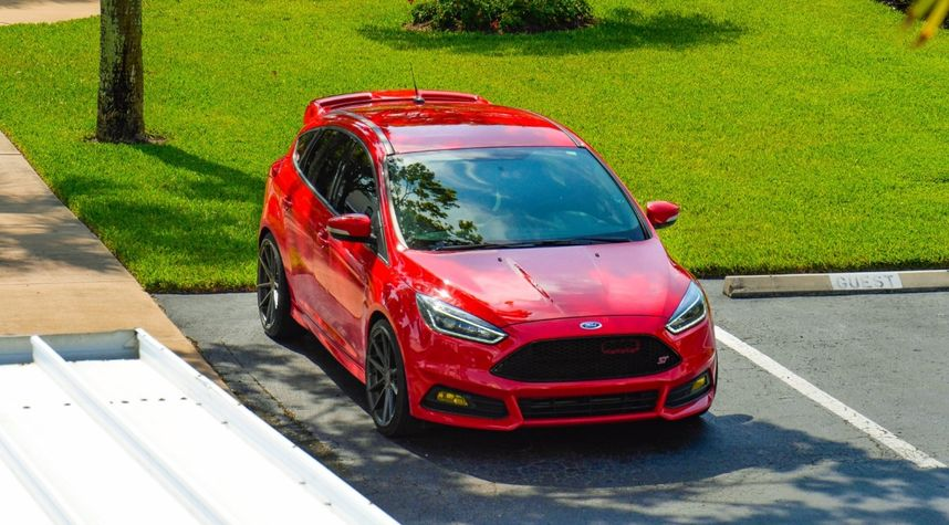Main photo of Tony C's 2016 Ford Focus ST