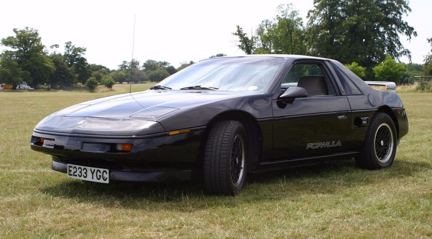 Main photo of Chris St Clair's 1988 Pontiac Fiero
