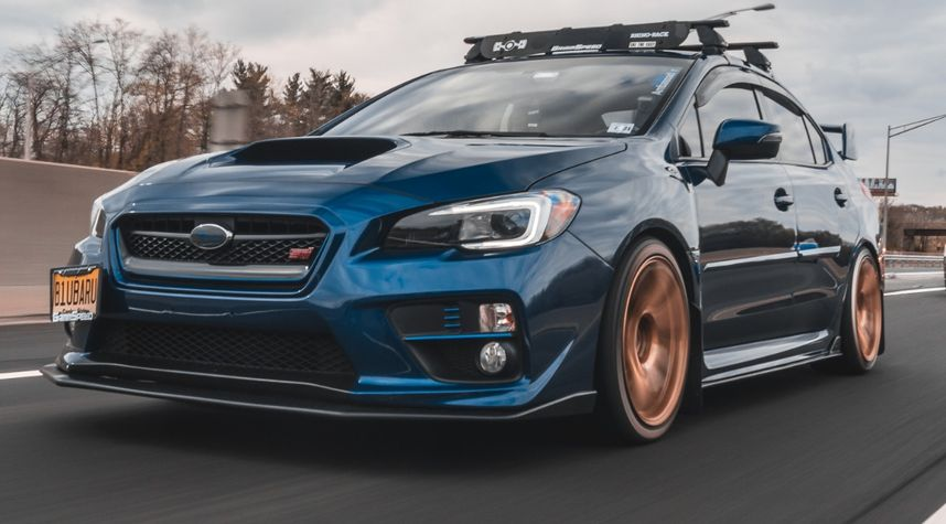 Main photo of Alexander Blue's 2016 Subaru WRX