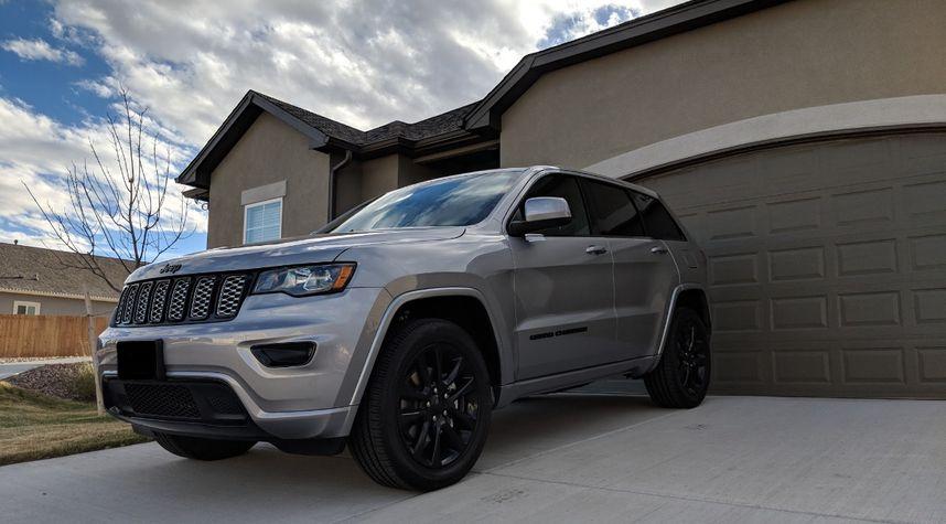 Main photo of Matt Adam's 2018 Jeep Grand Cherokee