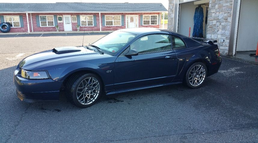 Main photo of Ryan Disher's 2003 Ford Mustang