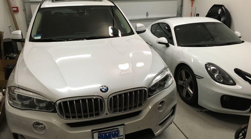 Main photo of Jahan Minoo's 2015 BMW X5