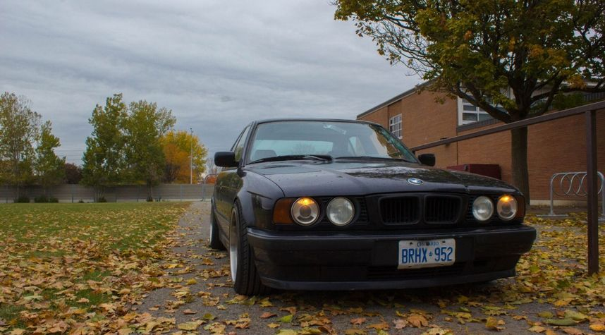 Main photo of Dylan Toal's 1994 BMW 5 Series
