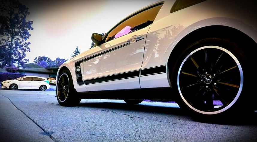 Main photo of Chris Deptula's 2012 Ford Mustang