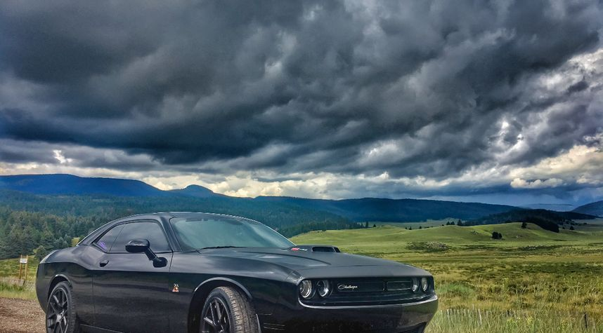 Main photo of Jason Reed's 2016 Dodge Challenger