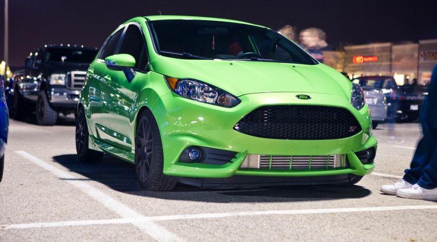 Main photo of Kyler Starkey's 2014 Ford Fiesta