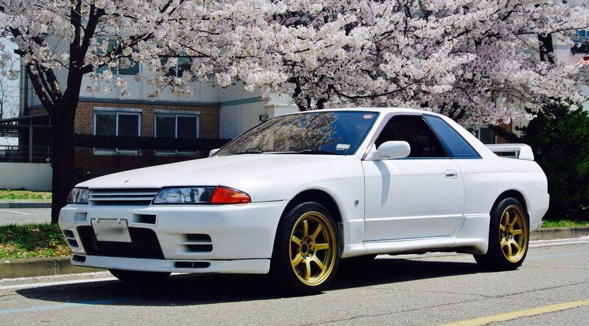 Main photo of Faz Emm's 1992 Nissan Skyline