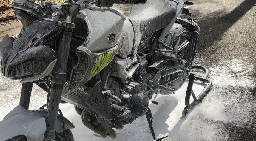 Main photo of Sean Saunders's 2017 Yamaha FZ-09