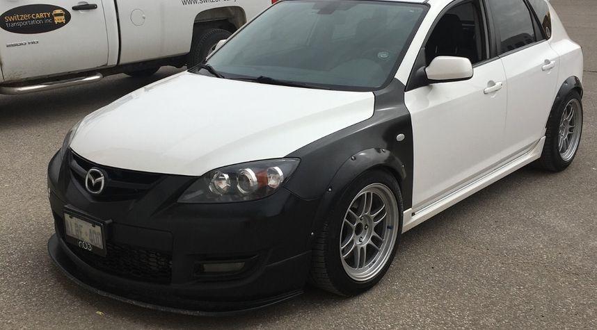 Main photo of Aaron Cochrane's 2008.5 Mazda MAZDASPEED3