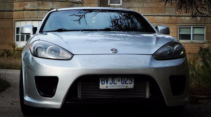 Main photo of Chris Withenshaw's 2008 Hyundai Tiburon