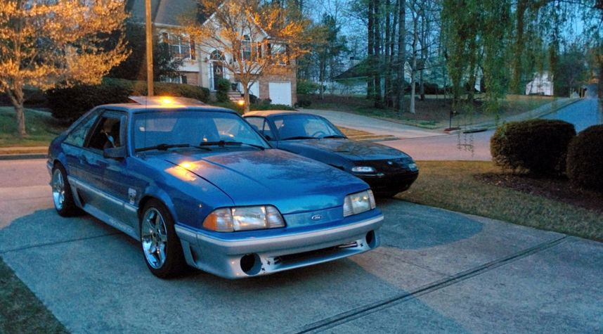 Main photo of Justin Alcober's 1988 Ford Mustang