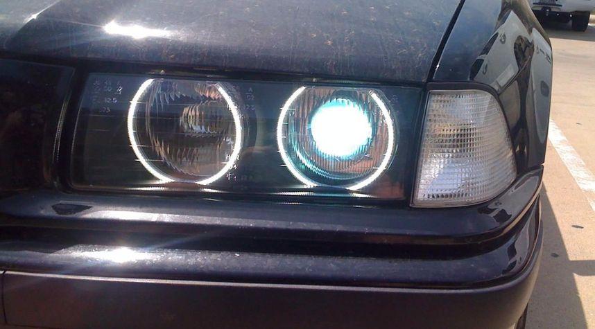 Main photo of Michael Jack's 1997 BMW 3 Series