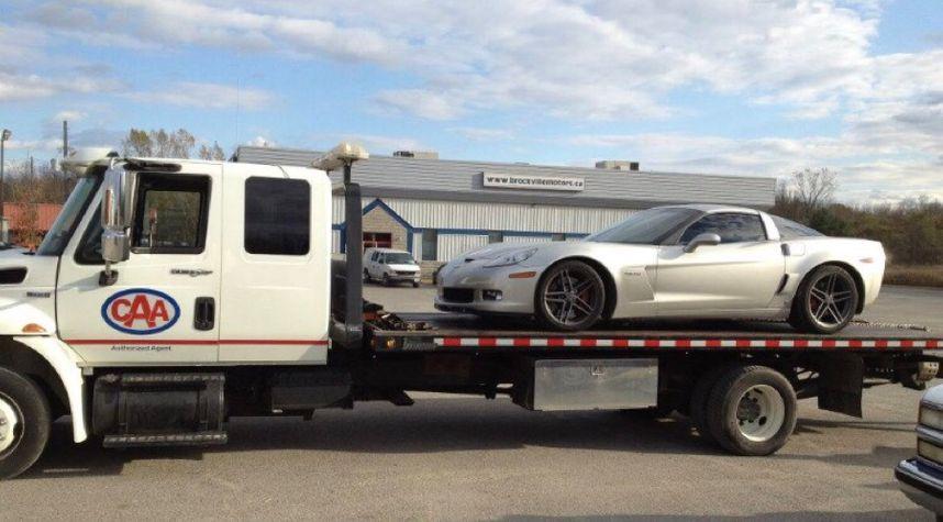 Main photo of Jim Pakeman's 2008 Chevrolet Corvette