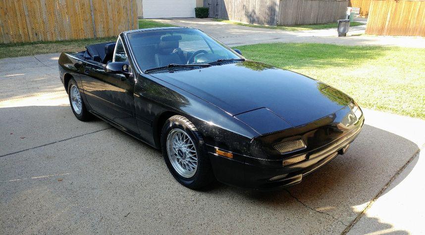 Main photo of Roger Roger's 1991 Mazda RX-7