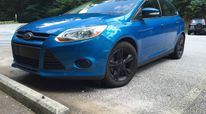 Main photo of Spencer  Burch's 2013 Ford Focus