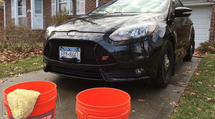 Main photo of Seth Feingersh's 2013 Ford Focus ST