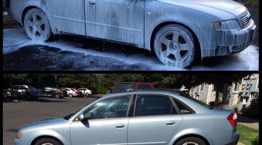 Main photo of NJ Thompson's 2002 Audi A4
