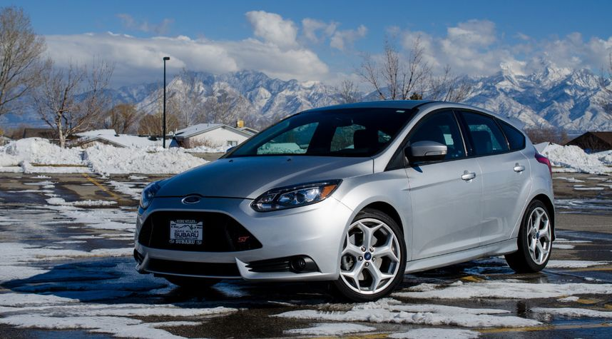 Main photo of Covious Adagio's 2013 Ford Focus ST