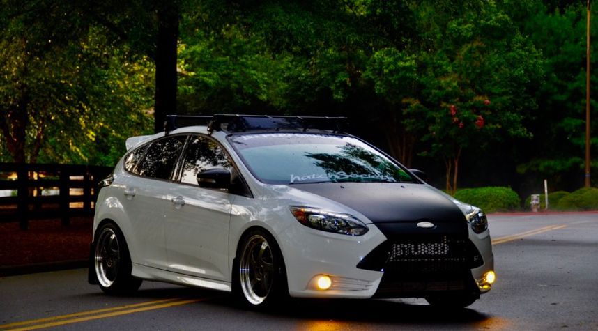 Main photo of Dylan Glass's 2013 Ford Focus