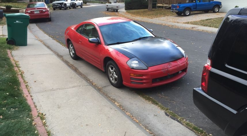 Main photo of Steve Watkins's 2002 Mitsubishi Eclipse