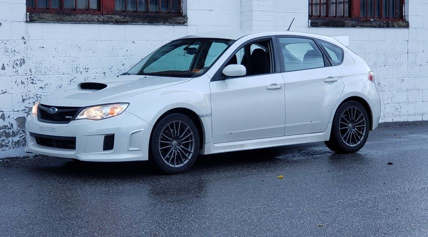 Main photo of Cameron Rayment's 2012 Subaru Impreza