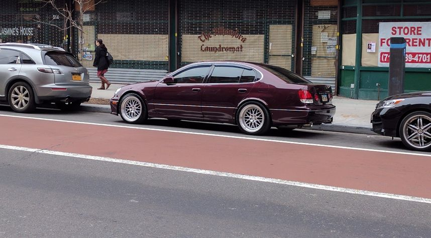 Main photo of Gerard Etienne's 2001 Lexus GS 300