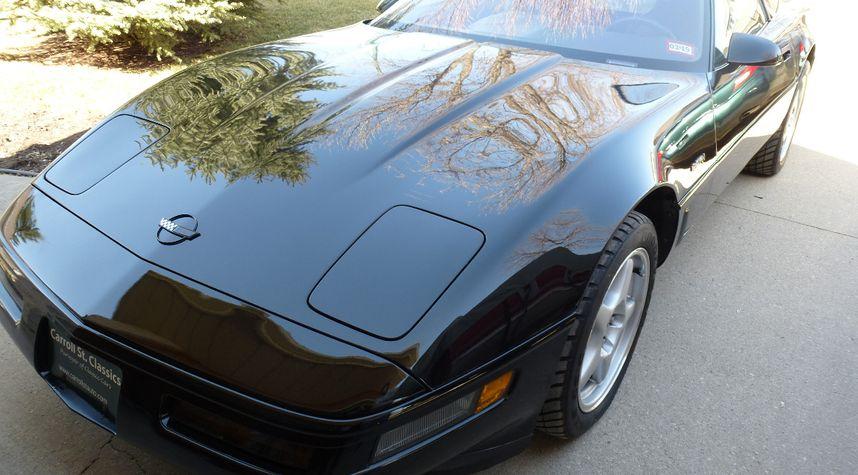 Main photo of Tom Lettner's 1995 Chevrolet Corvette