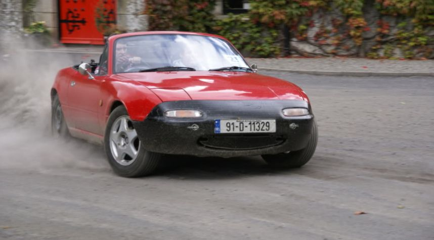 Main photo of Owen Whelan's 1991 Mazda MX-5 Miata