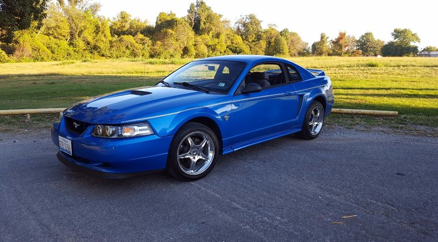 Main photo of Daniel Culkin's 1999 Ford Mustang
