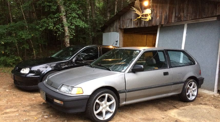 Main photo of Gideon Climenhaga's 1991 Honda Civic