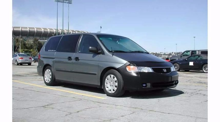 Main photo of Rob SR's 2001 Honda Odyssey