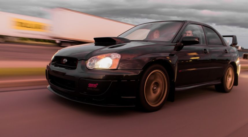 Main photo of Eddie Plumley's 2004 Subaru Impreza